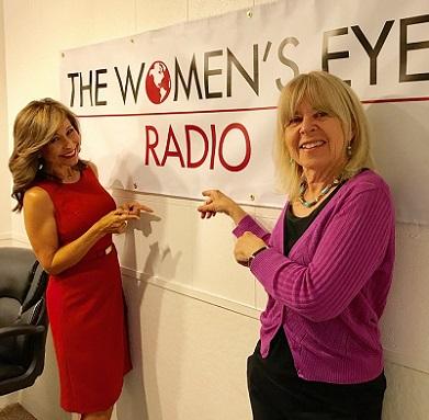 Catherine Anaya/P. Burke-The Women's Eye