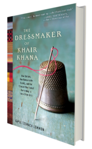 Gayle Lemmon Book Dressmaker of Khair Khana