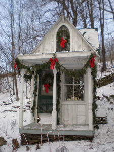 Sandy Foster Christmas Studio