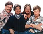 Nicolette Tal and Family