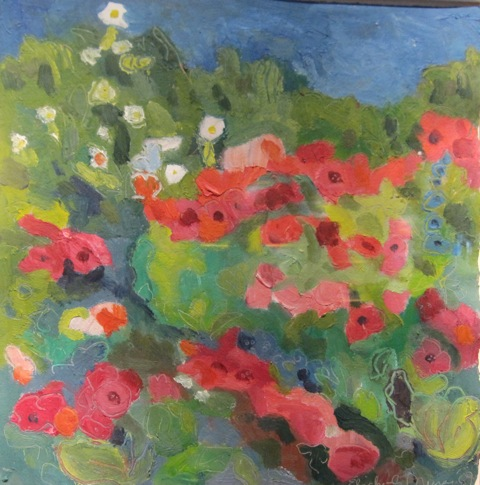 Elizabeth Murray's Painting