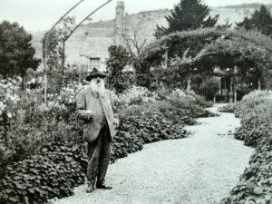 Monet in 1926