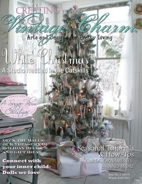 Sandy Foster's Vintage Charm Magazine
