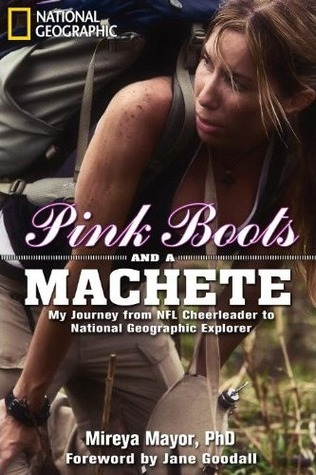 Pink Boots by Mireya Mayor