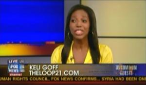 Keli Goff on Fox