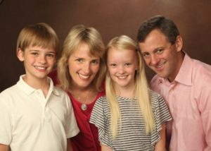 Ann Murray Paige and family/2011