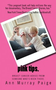 "Ann Murray Paige book ""Pink Tips"""