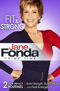 Jane Fonda exercise DVD