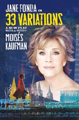 Jane Fonda in Variations