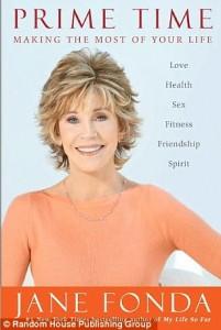 Jane Fonda book