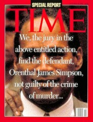 Marcia Clark book | Time Magazine cover