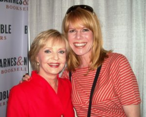 Stacey and Florence Henderson