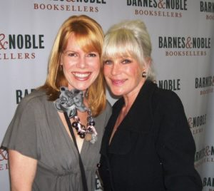 Stacey and Linda Evans
