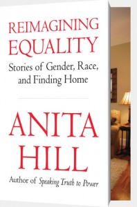Anita Hill's book: Equality: Stories of Gender, Race and Finding Home