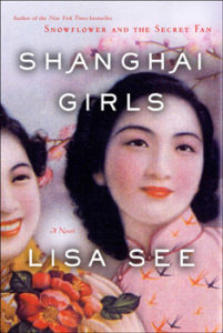 "Lisa See book ""Shanghai Girls"""