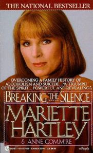 "Mariette Hartley's Memoir ""Breaking the Silence"""