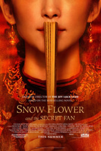 "Lisa See's ""Snow Flower and the Secret Fan"""