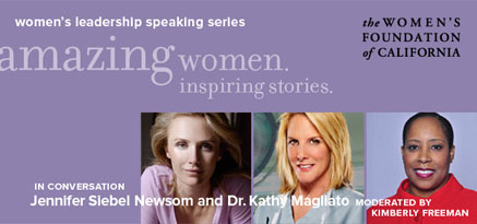 Women's Foundation Speaker Series