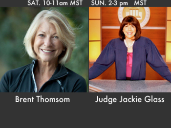TWE Radio Show: Dec. 17-18 show with Brent Thomson and Judge Jackie Glass