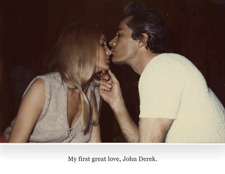 Linda and John Derek