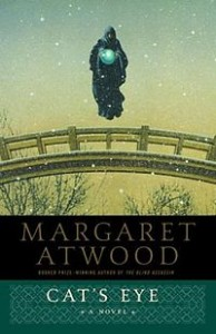 Margaret Atwood's Cat's Eye book