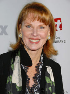 "Mariette Hartley, author of ""Breaking the Silence"""