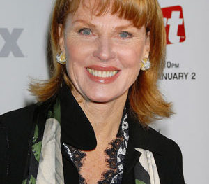"""Mariette Hartley, author of """"Breaking the Silence"""""""