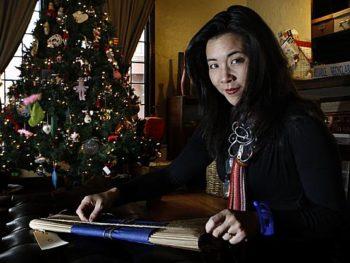 Megumi Inouye, second best wrapper in world