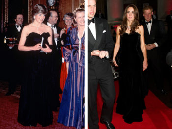 Princess Diana Kate-a-like dress from graziadaily.co for TWE Top 10