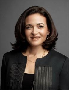Sheryl Sandburg--Forbes Women in Tech--TWE Top 10