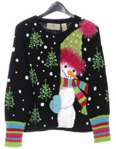 Magnificently Ugly Christmas Sweaters--care2.com for TWE Top 10