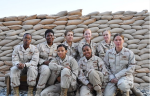 All-Women-Seabees-team | Photo by Department of the Navy Dec. 16, 2011