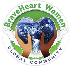 Braveheart Women Global Community Logo