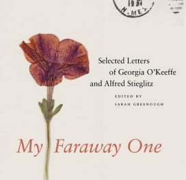 "Georgia O'Keeffe book ""My Faraway One"" for Women's Eye Sue's Review"
