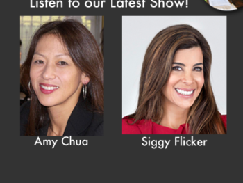 TWE Radio Podcasts for 'Best of' Series Show with guests Amy Chua and Siggy Flicker