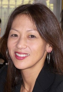 """Photo of Amy Chua, author of """"Battle Hymn of the Tiger Mother"""""""