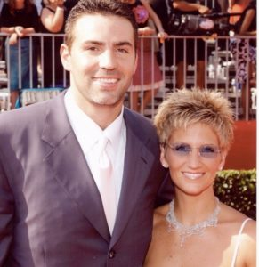 Brenda and Kurt at ESPY Awards