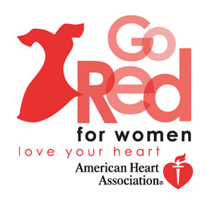 Go Red for Women Campaign logo