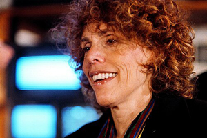 "Gail Dolgin filmmaker of ""The Barber of Birmingham"""