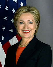 Hillary Clinton from Wikipedia