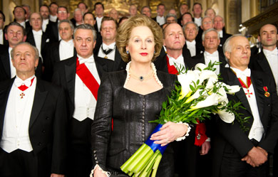 "Meryl Streep from ""The Iron Lady"""