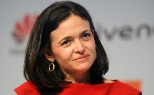 Sheryl Sandberg, 1.6 Million Woman Staying on Message