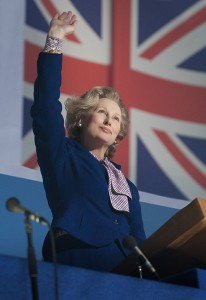 "Meryl Streep in ""The Iron Lady"""