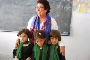 Afghan Women's Activist Razia Jan