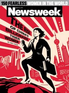 Amy Chua's Newsweek Cover