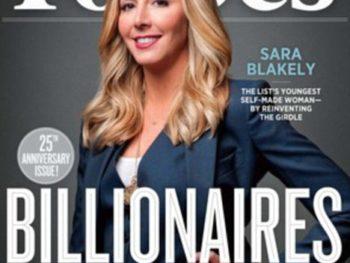 Sara Blakely Spanx Billionaire on Forbes