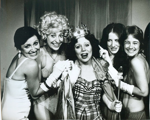 Miss Groundling Contest 1973