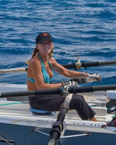 Roz Savage to row Atlantic/2012