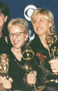 Tracy Newman and Ellen