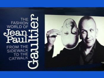 Jean Paul Gautier Exhibit at the De Young Museum